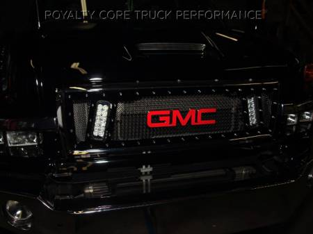 Grilles By Vehicle - GMC Grilles - Top Kick