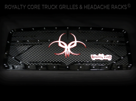 Gallery - CUSTOM GRILLES - Royalty Core - 2011-2016 Ford Superduty Custom