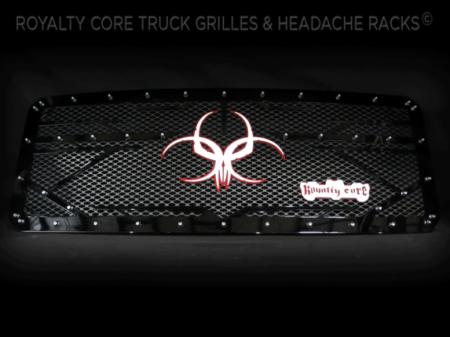 Gallery - CUSTOM GRILLES - Royalty Core - 2011-2016 Ford Superduty Custom