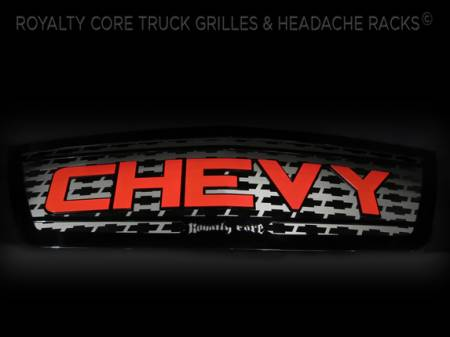 Gallery - CUSTOM GRILLES - Royalty Core - 2016 Chevy Canyon Custom Grille