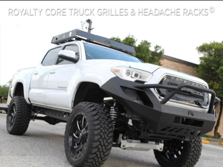 Gallery - CUSTOM GRILLES - Royalty Core - 2016 Toyota Tacoma Custom Grille