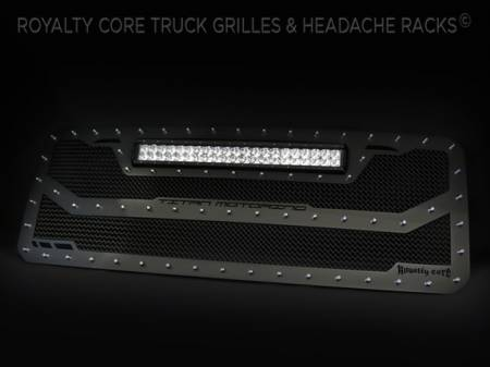 Gallery - CUSTOM GRILLES - Royalty Core - Custom Titan Motoring Ford Grille