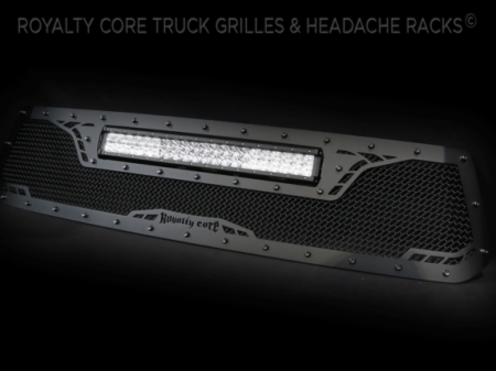 Gallery - CUSTOM GRILLES - Royalty Core - 2016 Toyota Tundra RCRX Custom