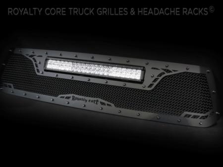 Gallery - CUSTOM GRILLES - Royalty Core - 2016 Toyota Tundra RCRX Custom