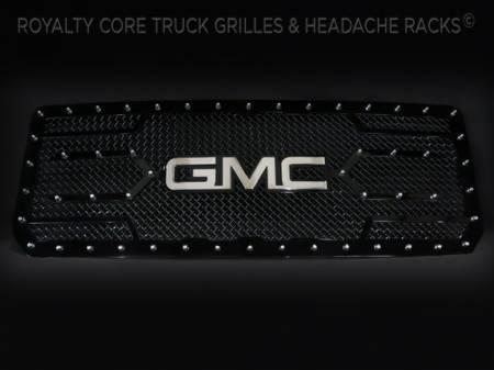 GMC Sierra HD 2500/3500 2015-2016 Custom w/ GMC Lettering