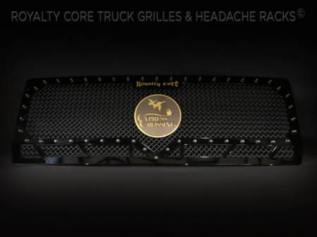 Gallery - CUSTOM GRILLES - Royalty Core - 2014-2015 GMC Sierra 1500, Denali, & All Terrain