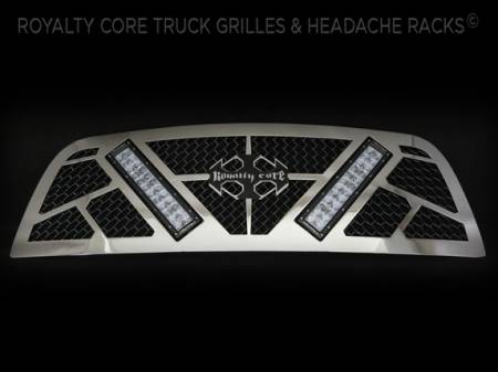 Gallery - CUSTOM GRILLES - Royalty Core - 2013-2016 Ram 2500/3500 Custom Grille