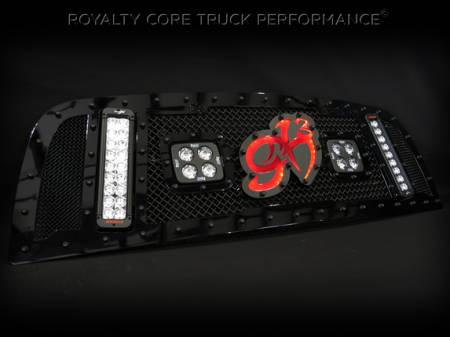 Gallery - CUSTOM GRILLES - Royalty Core - George Hill Indiana Pacers