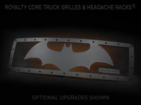 Gallery - CUSTOM GRILLES - Royalty Core - Ford F-150 2013-2014 RCR Batman Grille
