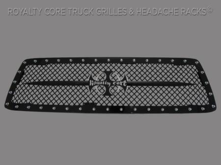 Tundra - 2010-2013 Tundra Grilles - Royalty Core - Toyota Tundra 2010-2013 RC1 Main Grille with Black Sword Assembly