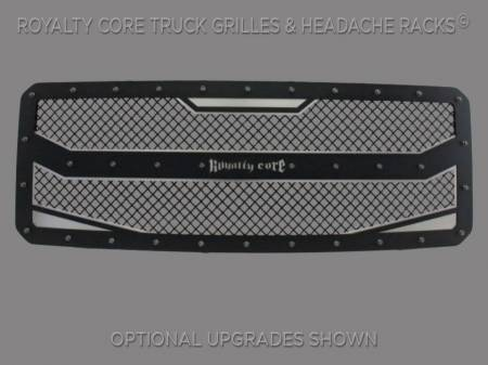 Grilles - RC4 - Royalty Core - Royalty Core Ford Superduty F-250 & F-350 2011-2016 RC4 Layered Grille
