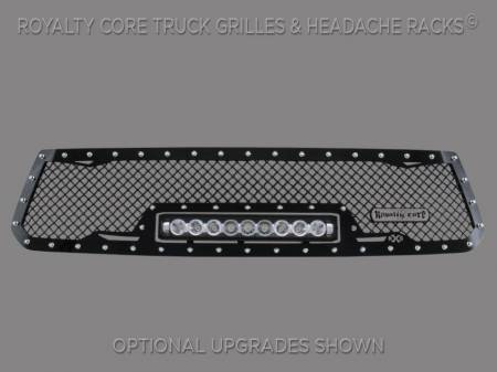 Tundra - 2014-2017 - Royalty Core - Toyota Tundra 2014-2017 RC1X Incredible LED Grille