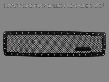 Bronco - 1992-1998 Bronco Grilles - Royalty Core - Ford Super Duty 1992-1998 RC1 Classic Grille
