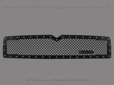 Grilles - RC1 - Royalty Core - Dodge Ram 1500 1994-2001 RC1 Classic Grille