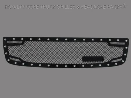 Grilles - RC2 - Royalty Core - GMC Sierra HD 2500/3500 2003-2006 RC2 Twin Mesh Grille