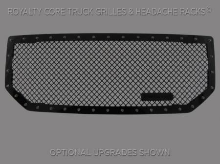 1500 - 2016+ - Royalty Core - GMC Sierra 1500, Denali, & All Terrain 2016-2017 RC1 Classic Grille
