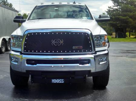 Royalty Core - Dodge Ram 2500/3500/4500 2010-2012 RC1 Classic Grille - Image 3