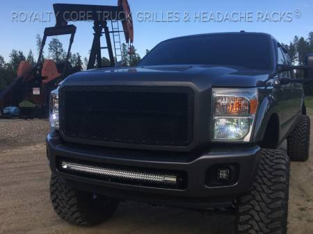 Royalty Core - Ford Super Duty 2011-2016 RCR Race Line Grille - Image 3