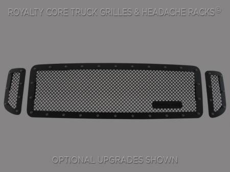 Royalty Core - Ford Super Duty 1999-2004 RCR Race Line Grille