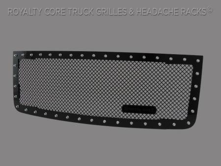 Royalty Core - GMC Sierra HD 2500/3500 2007-2010 RC1 Classic Grille - Image 2