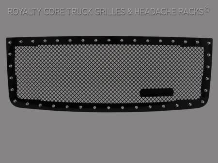 2500/3500 Denali - 2007-2010 - Royalty Core - GMC Sierra HD 2500/3500 2007-2010 RC1 Classic Grille