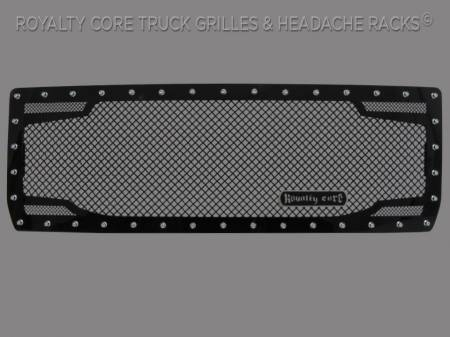 Grilles - RC2 - Royalty Core - GMC Sierra 1500, Denali, & All Terrain 2014-2015 RC2 Twin Mesh Grille