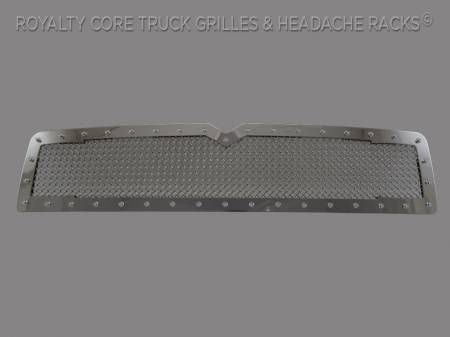 Royalty Core - Dodge Ram 2500/3500/4500 1994-2002 RC1 Classic Grille Chrome