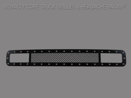 Super Duty - 2011-2016 Super Duty Grilles - Royalty Core - Ford Super Duty 2011-2016 Bumper Grille