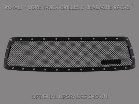 Sequoia - 2008-2016 - Royalty Core - Toyota Sequoia 2008-2016 RCR Race Line Grille