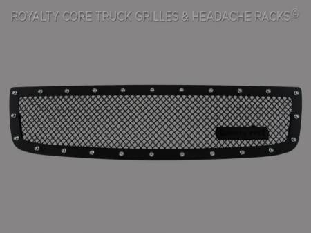 2500/3500 Sierra - 2003-2006 - Royalty Core - GMC Sierra HD 2500/3500 2003-2006 RCR Race Line Grille