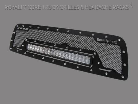 Royalty Core - Toyota Tundra 2007-2009 RCRX LED Race Line Grille - Image 2