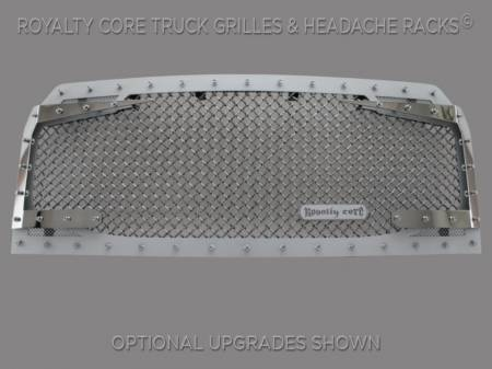 F-150 - 2015+ - Royalty Core - Ford F-150 2015-2017 RC3DX Innovative Full Grille Replacement