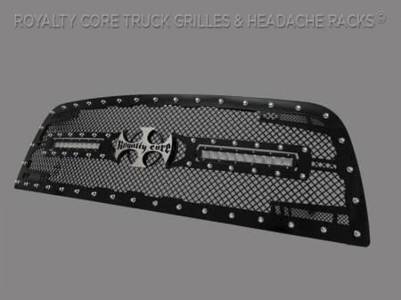 Royalty Core - Dodge Ram 2500/3500/4500 2013-2018 RC2X X-Treme Dual LED Grille - Image 2