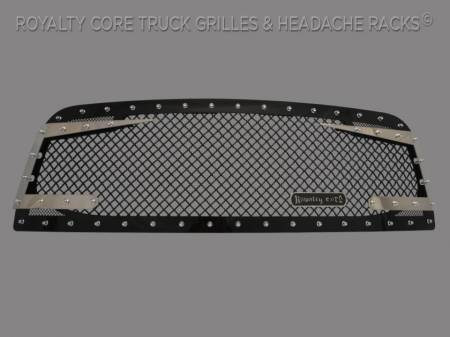 2500/3500 - 2013-2018 - Royalty Core - Dodge Ram 2500/3500/4500 2013-2018 RC3DX Innovative Grille