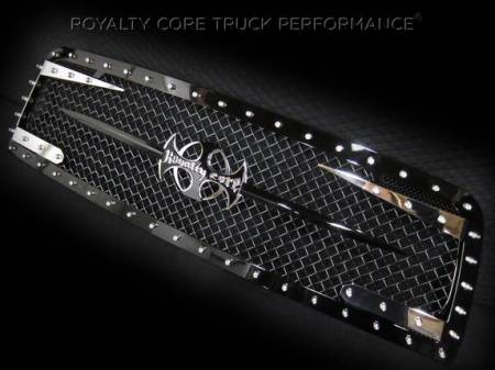 Royalty Core - Dodge Ram 2500/3500/4500 2013-2018 RC3DX Innovative Grille - Image 2