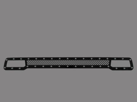 2500/3500 - 2013-2018 - Royalty Core - Dodge Ram 2500/3500/4500 2013-2018 Bumper Grille