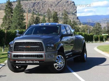Royalty Core - Dodge Ram 2500/3500/4500 2013-2018 Bumper Grille - Image 2