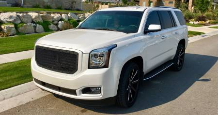 Grilles By Vehicle - GMC Grilles - Yukon