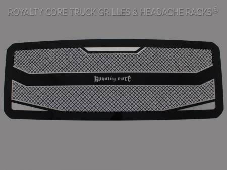Meyer's - Ford Super Duty 2011-2016 RC4 Layered Grille