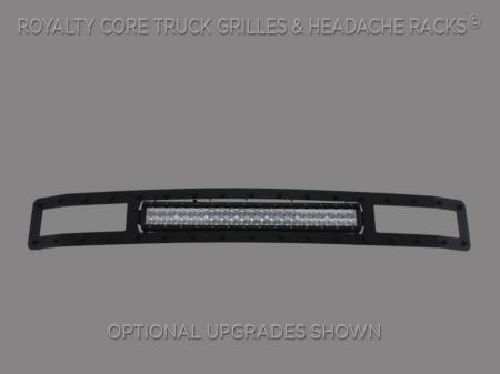 Super Duty - 2011-2016 Super Duty Grilles - Royalty Core - Ford Super Duty 2011-2016 RCRX Bumper Grille