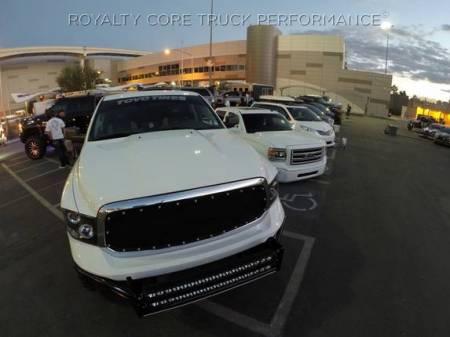 Royalty Core - Dodge Ram 1500 2013-2018 RCR Race Line Grille - Image 5