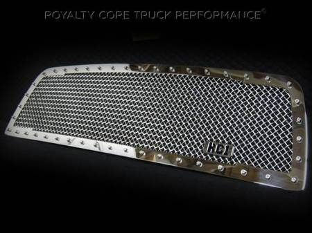 Royalty Core - Dodge Ram 1500 2013-2018 RC1 Classic Grille Chrome - Image 2
