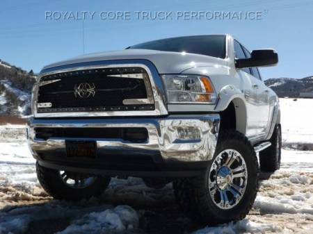 Royalty Core - Dodge Ram 1500 2013-2018 RC3DX Innovative Grille - Image 3