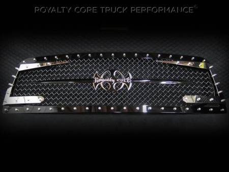 Royalty Core - Dodge Ram 1500 2013-2018 RC3DX Innovative Grille - Image 4