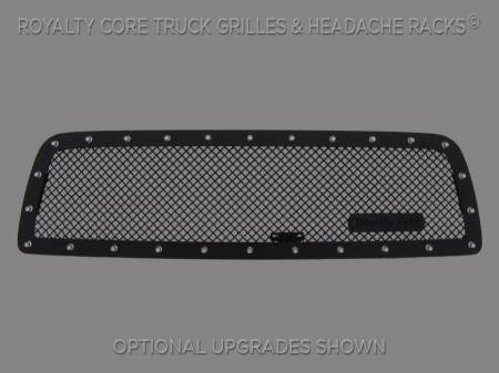 Tundra - 2003-2006 - Royalty Core - Toyota Tundra 2007-2009 RCR Race Line Grille