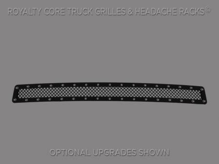 Royalty Core - Dodge Ram 1500 2009-2012 Bumper Grille - Image 1