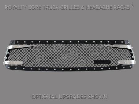 Tundra - 2014-2017 Tundra Grilles - Royalty Core - Toyota Tundra 2014-2017 RC3DX Innovative Grille