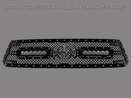 Royalty Core - Toyota Tundra 2014-2020 RC2X X-Treme Dual LED Grille - Image 1