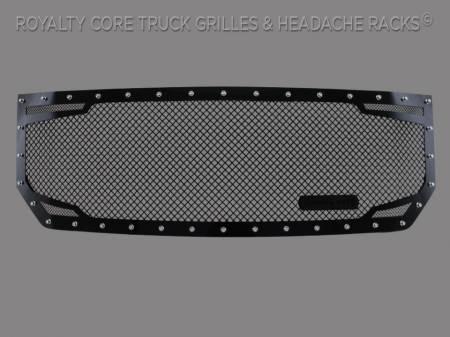 Royalty Core - GMC Sierra 1500, Denali, & All Terrain 2016-2018 RC2 Twin Mesh Grille - Image 2