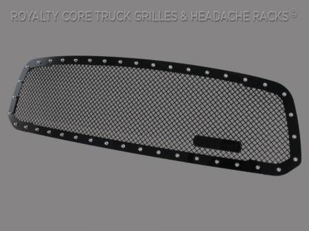 Royalty Core - Dodge Ram 1500 2013-2018 RC1 Classic Grille - Image 2